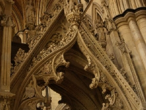 Wood and Stone Carvings