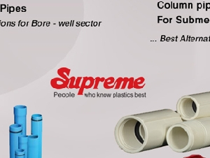 Supreme Pipes Distributor